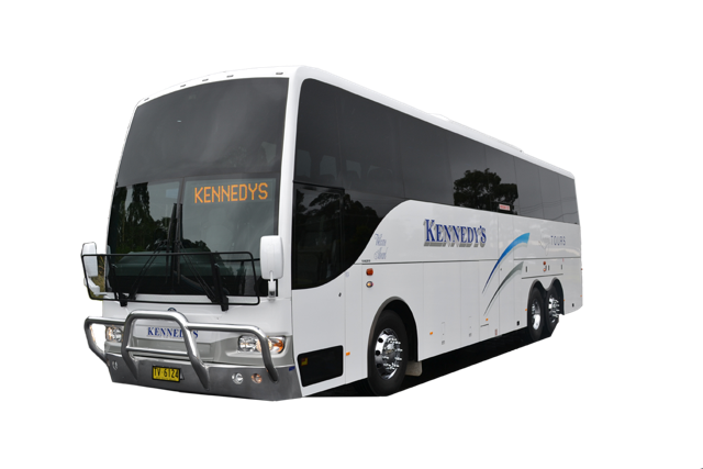 Kennedys Luxury Coach